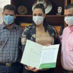Apenas una semana en el cargo: destituyen a Katherine David como subgobernadora de la provincia Velasco